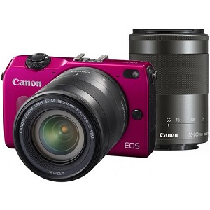 CANON EOS M2 ダブルズームキット